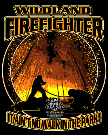 Traveling T's | Wildland Fire Shirts